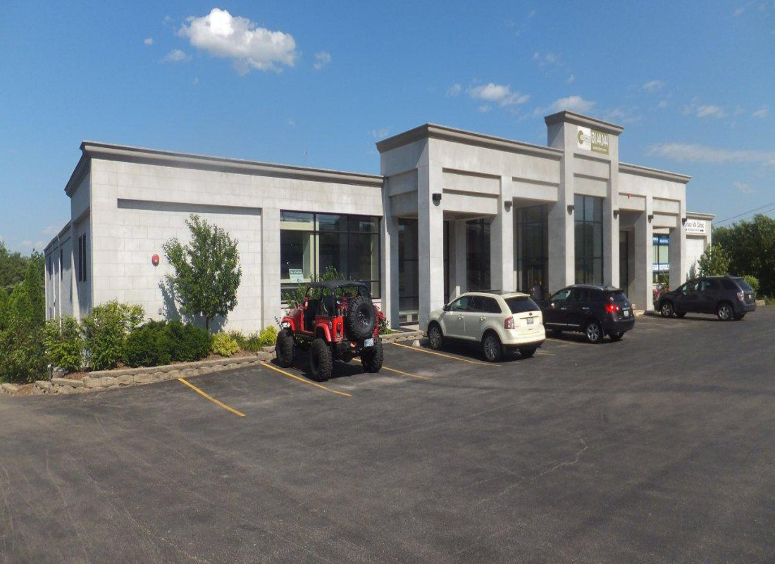 161 Lincolnway North Aurora For Lease Corcoran
